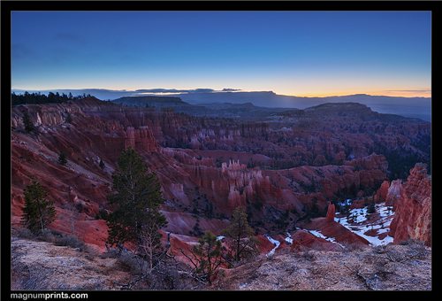 Bryce Romantic Morning